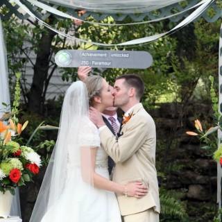 Un mariage qui a la Geek attitude !