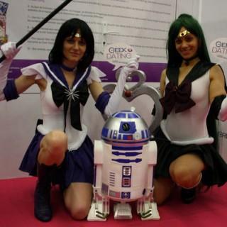 Le Geek Dating s'invite à la Japan Expo