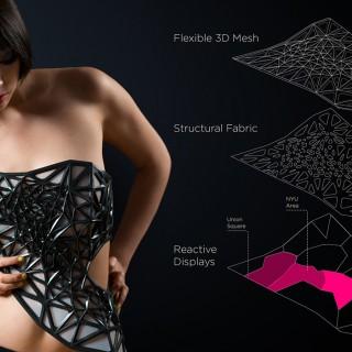 Le corset imprimé 3D qui va vous mettre à nu…