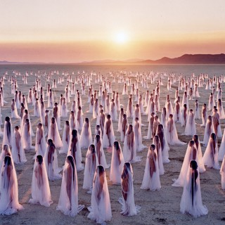 Spencer Tunick et son hommage aux corps