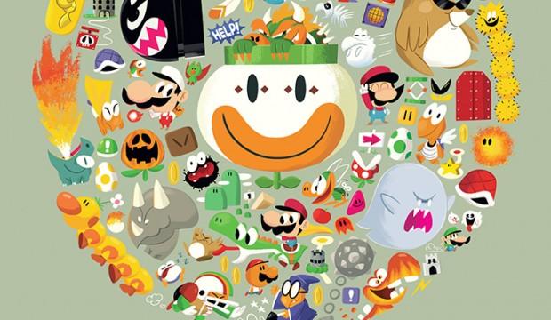 Super Mario Bros version Christopher Lee