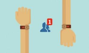 Le festival belge Tomorrowland teste le bracelet connecté à Facebook