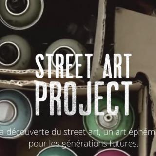 Street Art Project : Quand Google met en lumière les oeuvres urbaines