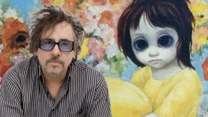 Big Eyes : Les premières images du prochain Tim Burton