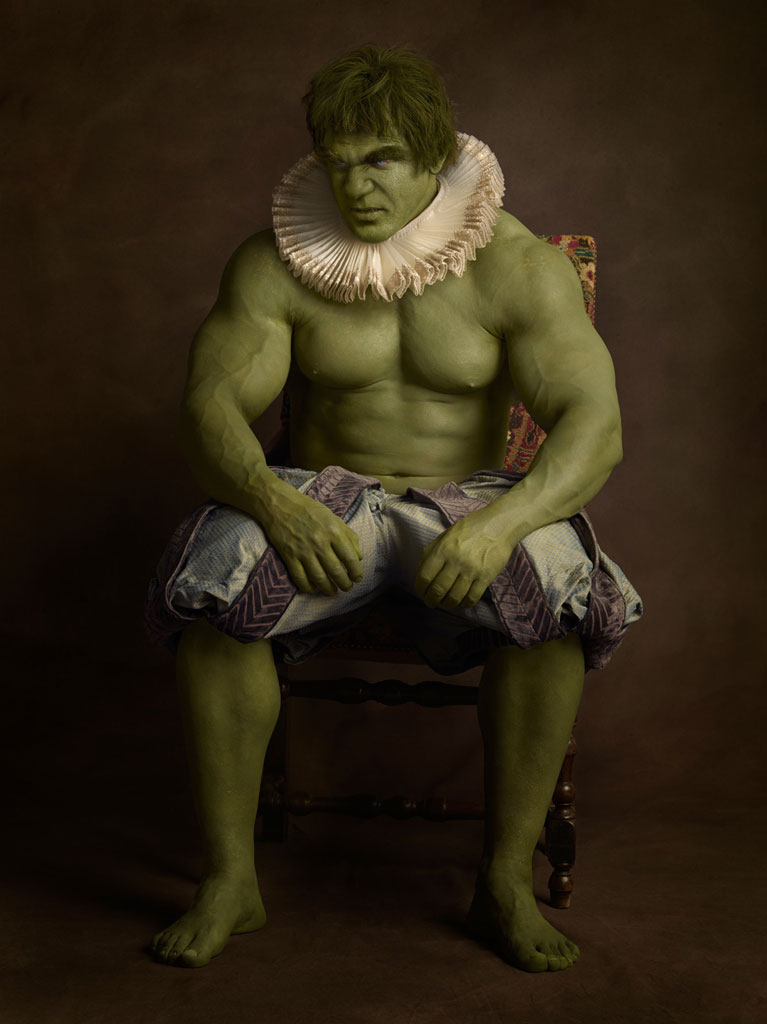 super flemish - hulk