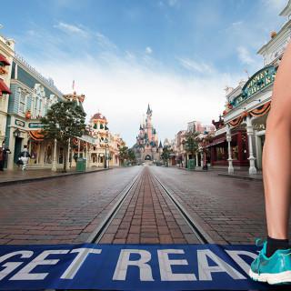 Un semi-marathon à Disneyland Paris pour 2016 !