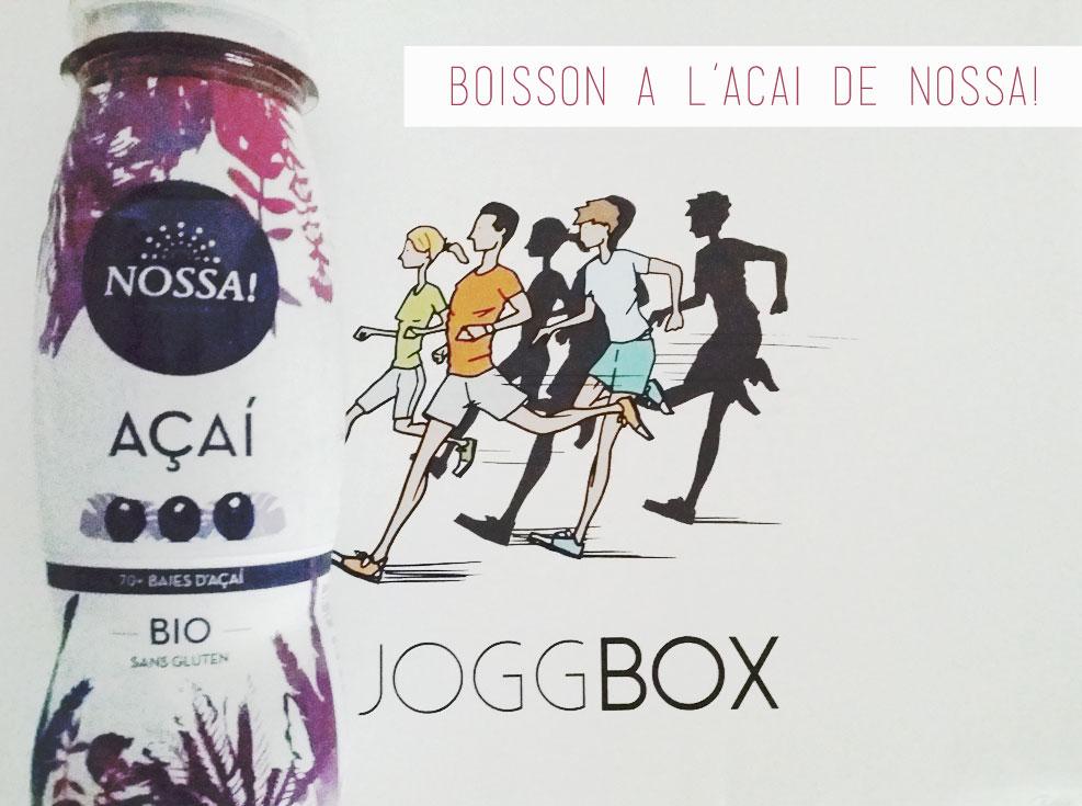 Joggbox-nossa