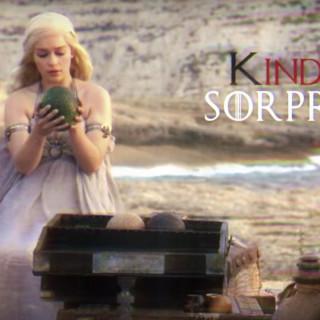 La publicité Kinder Surprise version Game of Thrones